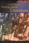 Short Guide to Writing About Literature - Sylvan Barnet, William E. Cain, Reid Gilbert