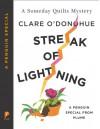 Streak of Lightning - Clare O'Donohue