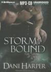 Storm Bound - Dani Harper