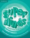 Super Minds American English Level 3 Teacher's Book - Melanie Williams, Herbert Puchta, Günter Gerngross