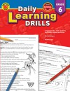 Daily Learning Drills, Grade 6 - Brighter Child, Brighter Child
