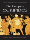 The Complete Euripides: Volume I: Trojan Women and Other Plays: 1 (Greek Tragedy in New Translations) - Peter Burian, Alan Shapiro
