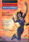 The Magazine of Fantasy and Science Fiction, February 1957 - Sam Moskowitz, Arthur C. Clarke, Anthony Boucher, Poul Anderson, August Derleth, Fredric Brown, Manly Wade Wellman, Walter M. Miller Jr., Lawrence E. Spivak, G. C. Edmondson