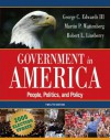 Government in America: People, Politics, and Policy, Election Update (12th Edition) (MyPoliSciLab Series) - George C. Edwards III, Martin P. Wattenberg, Robert L. Lineberry