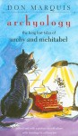 archyology: the long lost tales of archy and mehitabel - Don Marquis, Jeff Adams, ed frascino