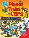 Planes, Trains and Cars - Simon Abbott