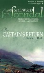 The Captain's Return (The Steepwood Scandal, #10) - Elizabeth Bailey