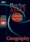 Letts Revise as & A2 Geography: Complete Study & Revision Guide - Peter Goddard