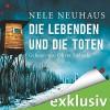 Die Lebenden und die Toten (Bodenstein & Kirchhoff 7) - Nele Neuhaus, Oliver Siebeck, HörbucHHamburg HHV GmbH