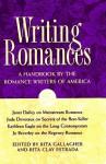 Writing Romances: A Handbook by the Romance Writers of America - Rita Gallagher, Rita Clay Estrada, Susan Wiggs