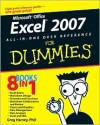 Excel 2007 All-In-One Desk Reference For Dummies - Greg Harvey