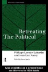 Retreating the Political - Philippe Lacoue-Labarthe, Jean-Luc Nancy