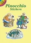 Pinocchio Stickers - Thea Kliros