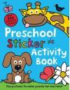 Preschool Color & Activity Book - Roger Priddy