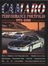 Camaro Performance Portfolio: 1993-2000 - R.M. Clarke