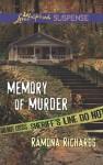 Memory of Murder - Ramona Richards