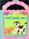 I Can Woof, Quack, Moo - Barron's Book Notes