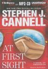 At First Sight - Scott Brick, Stephen J. Cannell