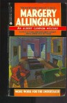 More Work for the Undertaker (Albert Campion Mystery #13) - Margery Allingham