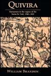 Quivira: Europeans In Region Santa Fe Trail - William Brandon