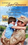 A Soldier Comes Home - Cindi Myers