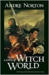 Lost Lands of Witch World - Andre Norton