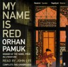My Name Is Red - Orhan Pamuk, Lawrence Durrell