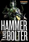 Hammer and Bolter: Issue 16 - Christian Dunn, Steve Lyons, Nik Vincent, Dan Abnett, Andy Smillie, Jim Swallow