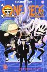One Piece, Bd.42, Die Piraten vs. CP 9 - Eiichiro Oda