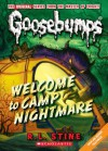 Welcome to Camp Nightmare (Classic Goosebumps #14) - R.L. Stine