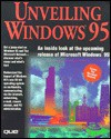 Unveiling Windows 95 - Roger Jennings