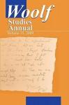 Woolf Studies Annual V15 - Mark Hussey