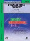 French Horn Soloist, Level I - James D. Ployhar, Fred Weber