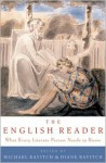 The English Reader: What Every Literate Person Needs to Know - Diane Ravitch, Michael Ravitch
