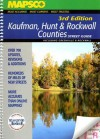Kaufman, Hunt and Rockwall Counties Street Guide: Including Greenville & Rockwall - Mapsco Inc