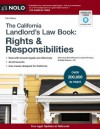 California Landlord's Law Book, The - David Brown