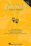 The Real Little Ultimate Broadway Fake Book - Hal Leonard Publishing Company