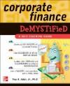 Corporate Finance Demystified - Troy Adair