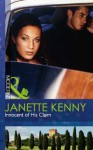 Innocent of His Claim (Mills & Boon Modern) - Janette Kenny