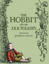 The Hobbit: Illustrated Edition - J.R.R. Tolkien, Jemima Catlin