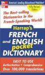 Harrap's French and English Pocket Dictionary - Harrap's Publishing, Harrap