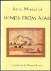 Winds from Afar - Kenji Miyazawa, Hideki Yukawa, John Bester