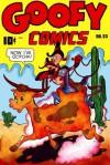 Goofy Comics, Number 23, Now I've Gotcha! - Better/Nedor/Standard/Pines, Yojimbo Press LLC, Hubie Karp, Hobart Donovan, Lynn Karp, Frank Frazetta, Jack Bradbury