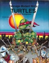 Teenage Mutant Ninja Turtles and Other Strangeness - Erick Wujcik, Alex Marciniszyn, Randi Cartier, Florence Siembieda, Kevin Eastman, Peter Alan Laird