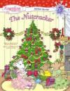 The Nutcracker [With Over 75 Reusable Stickers] - Katharine Holabird