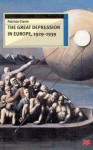 The Great Depression in Europe, 1929-1939 - Patricia Clavin