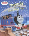 Thomas and the Shooting Star (Thomas and Friends) (Glitter Picturebook) - Wilbert Awdry, Tommy Stubbs