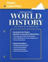 World History: Virginia Lesson Plans: Patterns of Interaction - McDougal Littell