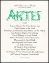 Artes: An International Reader of Literature, Art and Music 1996 Edition - Gunnar Harding, Bengt Jangfeldt