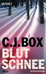 Blutschnee - C.J. Box, Andreas Heckmann